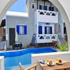 Отель Athanasia балкон
