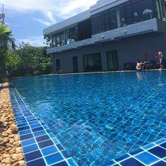 Отель Dusit Grand Condo View Pattaya Паттайя бассейн