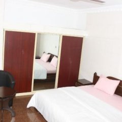 Cute Villa Hotel and Suites сейф в номере