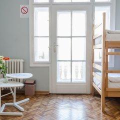 Roommates Hostel Белград комната для гостей фото 2