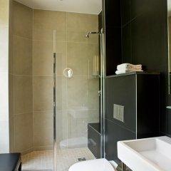 Отель Observatoire Luxembourg ванная