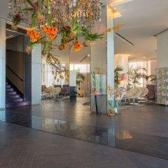 Отель Radisson Blu 1835 Hotel & Thalasso, Cannes Франция, Канны - 2 отзыва об отеле, цены и фото номеров - забронировать отель Radisson Blu 1835 Hotel & Thalasso, Cannes онлайн интерьер отеля