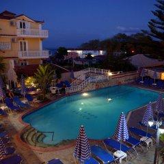 Отель Planos Beach бассейн фото 2