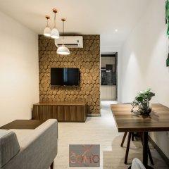 Отель The Como Le Lai City Center Apartment Вьетнам, Хошимин - отзывы, цены и фото номеров - забронировать отель The Como Le Lai City Center Apartment онлайн комната для гостей