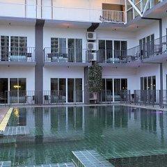 Отель Anantra Pattaya Resort by CPG бассейн фото 2