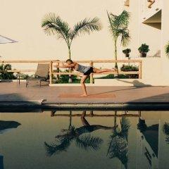 Отель El Mirador Los Cabos Мексика, Сан-Хосе-дель-Кабо - отзывы, цены и фото номеров - забронировать отель El Mirador Los Cabos онлайн спортивное сооружение