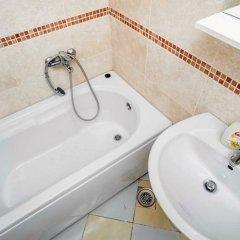 Отель EMA Lux Черногория, Будва - отзывы, цены и фото номеров - забронировать отель EMA Lux онлайн ванная фото 2