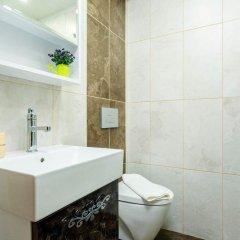 Apart Likya Garden 1 Турция, Калкан - отзывы, цены и фото номеров - забронировать отель Apart Likya Garden 1 онлайн ванная