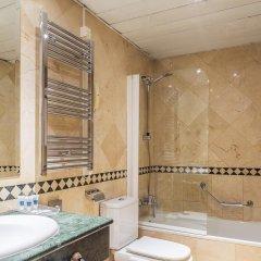 Отель Apartamentos Leganitos Испания, Мадрид - отзывы, цены и фото номеров - забронировать отель Apartamentos Leganitos онлайн ванная
