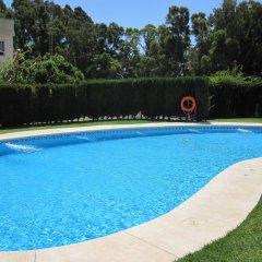 Отель Fan Flat Torremolinos Торремолинос бассейн