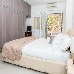 Отель Rental in Rome Augustus Terrace Deluxe комната для гостей фото 4