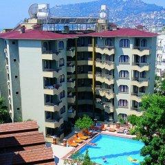Orient Suite Hotel Турция, Аланья - 2 отзыва об отеле, цены и фото номеров - забронировать отель Orient Suite Hotel онлайн балкон
