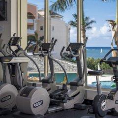 Отель Iberostar Rose Hall Suites All Inclusive фитнесс-зал фото 2