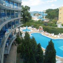 Отель Kamenec - Kiten Болгария, Китен - отзывы, цены и фото номеров - забронировать отель Kamenec - Kiten онлайн балкон