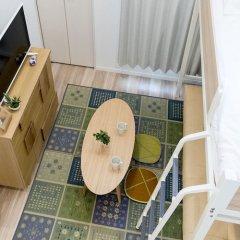 Отель Trip Pod Sumiyoshi C Хаката ванная фото 2