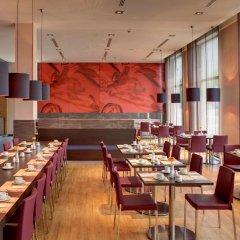 Отель InterCityHotel Leipzig Германия, Лейпциг - 1 отзыв об отеле, цены и фото номеров - забронировать отель InterCityHotel Leipzig онлайн питание