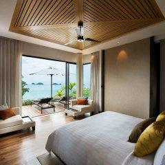 Отель Conrad Koh Samui Residences Таиланд, Самуи - отзывы, цены и фото номеров - забронировать отель Conrad Koh Samui Residences онлайн комната для гостей фото 5