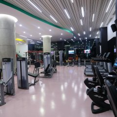 Отель Ramada Plaza Istanbul Asia Airport фитнесс-зал