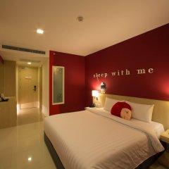 Sleep With Me Hotel design hotel @ patong комната для гостей фото 3
