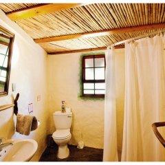 Отель Chrislin African Lodge ванная