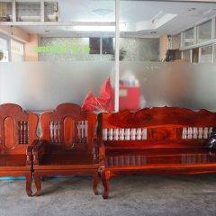 Апартаменты Kimhant Apartment Паттайя интерьер отеля
