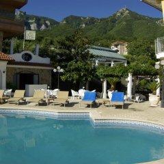 Отель Resort Sant'Angelo & Spa Пимонт бассейн