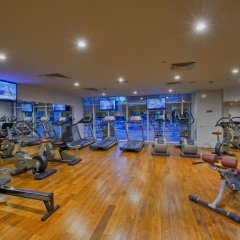 Ghaya Grand Hotel фитнесс-зал фото 2