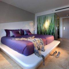Отель Ushuaia Ibiza Beach Hotel - Adults Only Испания, Сант Джордин де Сес Салинес - 4 отзыва об отеле, цены и фото номеров - забронировать отель Ushuaia Ibiza Beach Hotel - Adults Only онлайн комната для гостей фото 3