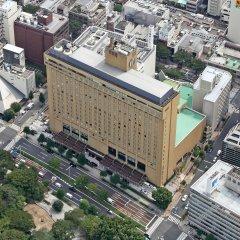 Nagoya Kanko Hotel фитнесс-зал фото 3