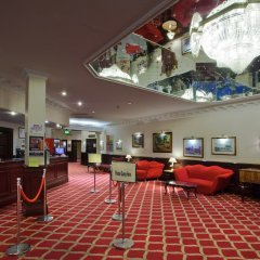 Отель Britannia Sachas Hotel Великобритания, Манчестер - 1 отзыв об отеле, цены и фото номеров - забронировать отель Britannia Sachas Hotel онлайн интерьер отеля
