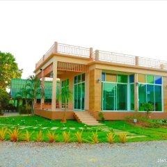 Отель Sanghirun Resort фитнесс-зал