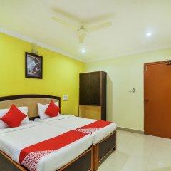 Отель Capital O 29342 Blu Resorts Гоа сейф в номере