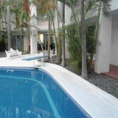 Отель Suites del Real бассейн