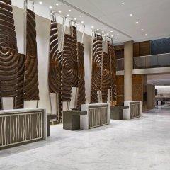 Отель Courtyard by Marriott Washington Downtown/Convention Center США, Вашингтон - отзывы, цены и фото номеров - забронировать отель Courtyard by Marriott Washington Downtown/Convention Center онлайн интерьер отеля фото 2