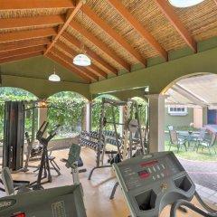 Casa Conde Hotel & Suites фитнесс-зал фото 3