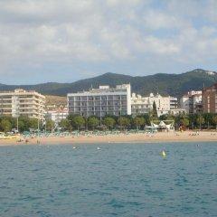 Отель Mont-Rosa пляж фото 2