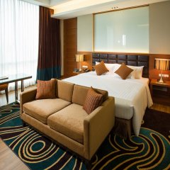 The Grand Fourwings Convention Hotel Bangkok комната для гостей