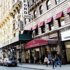 Отель Stanford США, Нью-Йорк - отзывы, цены и фото номеров - забронировать отель Stanford онлайн городской автобус