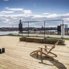 Отель Scandic Continental Стокгольм приотельная территория фото 2