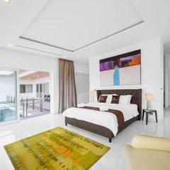 Отель DaVinci Pool Villa Pattaya комната для гостей