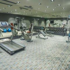 City Center Hotel Тбилиси фитнесс-зал