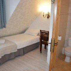 Отель Karczma Rzym & Straszny Dwor комната для гостей фото 2