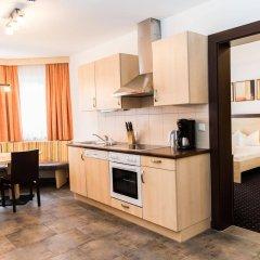 Отель A Casa Kristall Хохгургль в номере