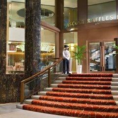 Отель Ascott Raffles Place Singapore развлечения