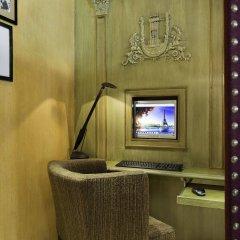 Lenox Montparnasse Hotel удобства в номере