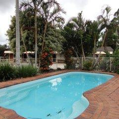 Отель Alstonville Settlers Motel бассейн