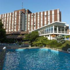 Отель Ensana Thermal Aqua Венгрия, Хевиз - 9 отзывов об отеле, цены и фото номеров - забронировать отель Ensana Thermal Aqua онлайн с домашними животными