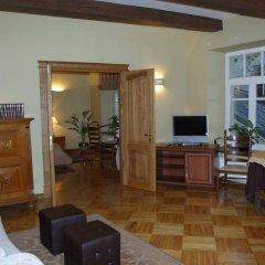 Отель Pilies Apartments Литва, Вильнюс - отзывы, цены и фото номеров - забронировать отель Pilies Apartments онлайн комната для гостей фото 3