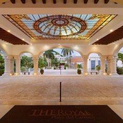 Отель Hilton Playa Del Carmen вид на фасад