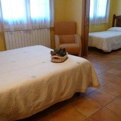 Hotel Camping Bielsa комната для гостей фото 4